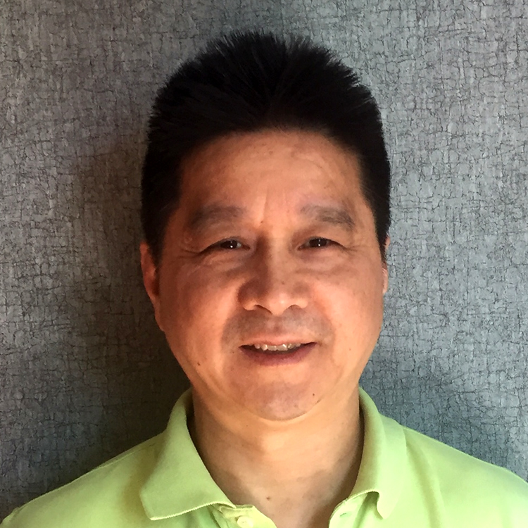 Johnny Chew - Manager of Support Services